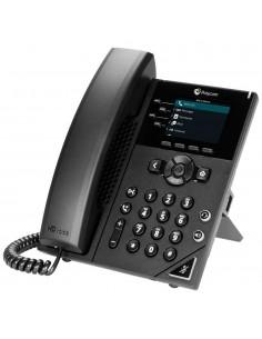 POLY VVX 250 OBi Edition IP-puhelin Musta Johdollinen puhelin LCD 4 linjat Poly 2200-48822-025 - 1