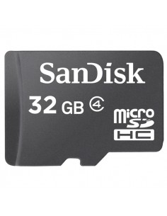 Sandisk microSDHC 32GB flash-muisti Luokka 4 Sandisk SDSDQM-032G-B35 - 1
