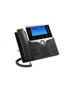 Cisco 8861 IP-puhelin Musta, Hopea Wi-Fi Cisco CP-8861-K9= - 1