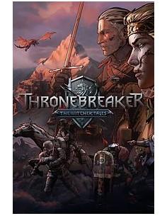 Microsoft Thronebreaker: The Witcher Tales, Xbox One videopeli Microsoft G3Q-00642 - 1