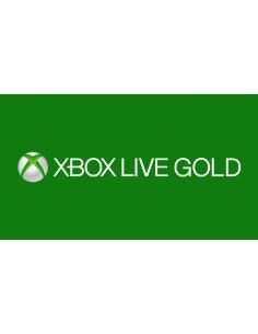 Microsoft Xbox Live Gold 3 months One Microsoft S2T-00009 - 1