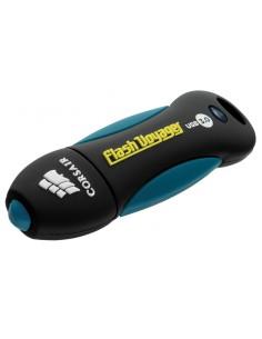 Corsair 32GB Voyager V2 USB-muisti USB A-tyyppi 3.2 Gen 1 (3.1 1) Musta, Sininen Corsair CMFVY3A-32GB - 1