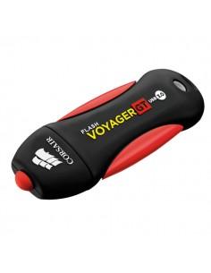 Corsair Voyager GT USB-muisti 64 GB USB A-tyyppi 3.2 Gen 1 (3.1 1) Musta, Punainen Corsair CMFVYGT3C-64GB - 1