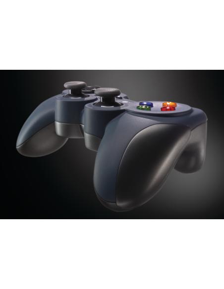 Logitech G F310 Pad-ohjain PC Digitaalinen Musta, Sininen, Monivärinen Logitech 940-000138 - 8