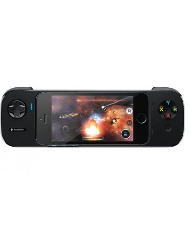 Logitech PowerShell Pad-ohjain iOS Analoginen Musta Logitech 940-000152 - 1