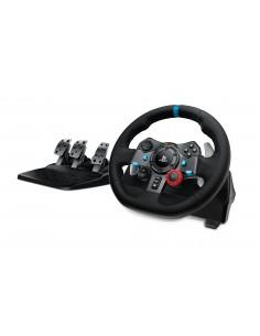 Logitech G29 Ohjauspyörä + pedaalit Playstation 3,PlayStation 4 Musta Logitech 941-000112 - 1