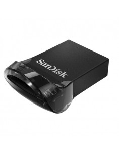 Sandisk Ultra Fit USB-muisti 16 GB USB A-tyyppi 3.2 Gen 1 (3.1 1) Musta Sandisk SDCZ430-016G-G46 - 1