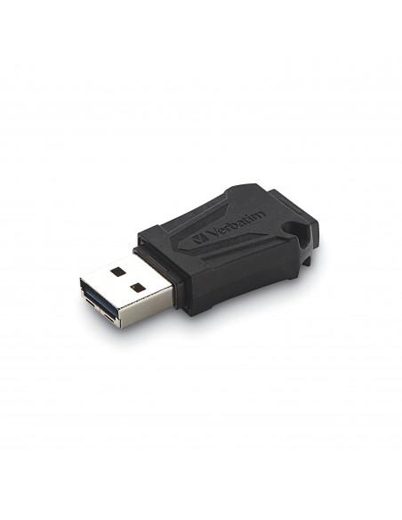Verbatim ToughMAX USB-muisti 16 GB USB A-tyyppi 2.0 Musta Verbatim 49330 - 2