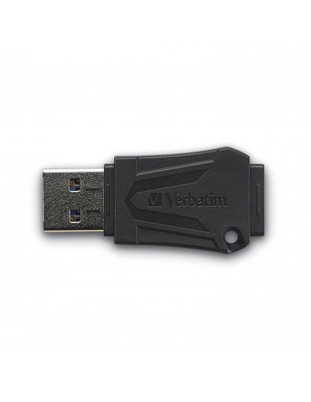 Verbatim ToughMAX USB-muisti 64 GB USB A-tyyppi 2.0 Musta Verbatim 49332 - 3