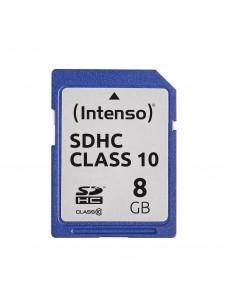 Intenso 3411460 flash-muisti 8 GB SDHC Luokka 10 Intenso 3411460 - 1