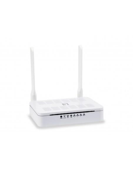 LevelOne WGR-8031 langaton reititin Kaksitaajuus (2,4 GHz/5 GHz) Gigabitti Ethernet Valkoinen Level One 54023203 - 2