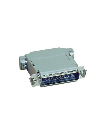 Black Box 522305 kaapeli liitäntä / adapteri DB25 Harmaa Black Box 522305 - 1
