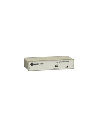 Black Box AC056AE-R4 videohaaroitin VGA 2x Black Box AC056AE-R4 - 1