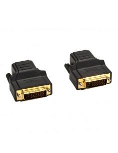 Black Box AC1035A-R2 kaapeli liitäntä / adapteri RJ-45 DVI-D Musta Black Box AC1035A-R2 - 1