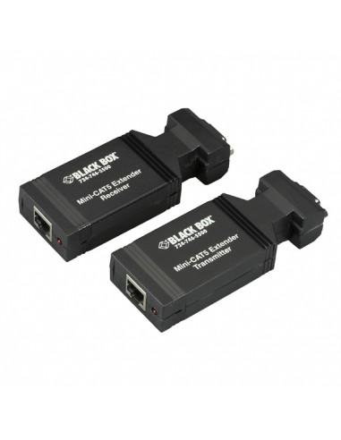 Black Box AC504A-CP AV-signaalin jatkaja AV-lähetin ja -vastaanotin Musta Black Box AC504A-CP - 1