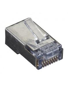 Black Box Blackbox liitinjohto RJ45 Metallinen Black Box C5EEZSP-100PAK - 1