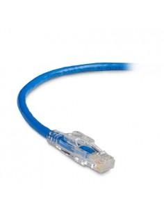 Black Box C5EPC60-BL-10M verkkokaapeli Cat5e U/UTP (UTP) Sininen Black Box C5EPC60-BL-10M - 1