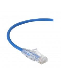 Black Box CAT6A 6m verkkokaapeli U/UTP (UTP) Sininen Black Box C6APC28-BL-20 - 1