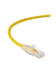 Black Box C6PC28-YL-01 0.3m Cat6 U/UTP (UTP) Keltainen verkkokaapeli Black Box C6PC28-YL-01 - 1