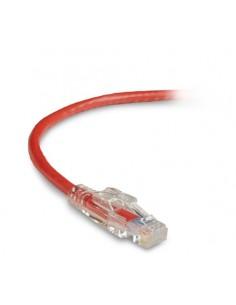Black Box C6PC60-RD-05M 5m Cat6 U/UTP (UTP) Punainen verkkokaapeli Black Box C6PC60-RD-05M - 1