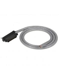 Black Box Cat5e 1.5m verkkokaapeli 1.5 m U/UTP (UTP) Harmaa Black Box ELN29T-0005-M - 1