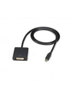 Black Box Mini DisplayPort - DVI, 15-ft 4.5m DVI Musta Black Box ENVMDPDVI-0015-MF - 1
