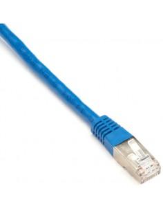 Black Box 0.3m SSTP CAT.6 verkkokaapeli 0.3 m Cat6 S/FTP (S-STP) Sininen Black Box EVNSL0272BL-0001 - 1