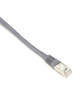 Black Box 6ft CAT6 SSTP verkkokaapeli 1.8 m S/FTP (S-STP) Harmaa Black Box EVNSL0272GY-0006 - 1
