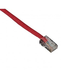 Black Box GigaBase 350 Cat5e UTP 9.1m verkkokaapeli 9.1 m U/UTP (UTP) Punainen Black Box EVNSL53-0030 - 1