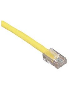 Black Box EVNSL54-0001 0.3m Cat5e U/UTP (UTP) Keltainen verkkokaapeli Black Box EVNSL54-0001 - 1