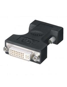 Black Box FA462 kaapeli liitäntä / adapteri VGA HD15 DVI-I Musta Black Box FA462 - 1