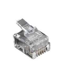 Black Box FMTP411-100PAK liitinjohto RJ-11 Black Box FMTP411-100PAK - 1