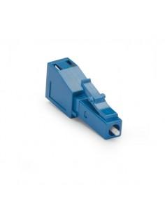 Black Box M/F LC, UPC, 2dB valokuituadapteri Sininen 1 kpl Black Box FOAT50S1-LC-2DB - 1