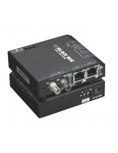 Black Box LBH100A-H-SC-12 verkon mediamuunnin 100 Mbit/s Monitila Musta Black Box LBH100A-H-SC-12 - 1