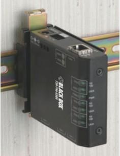 Black Box LBH100A-P-SSC-12 verkon mediamuunnin 100 Mbit/s Monitila, Yksittäistila Musta Black Box LBH100A-P-SSC-12 - 1
