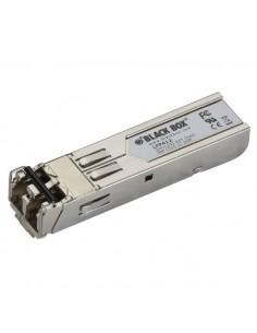 Black Box LFP412 lähetin-vastaanotinmoduuli Valokuitu 1250 Mbit/s SFP 1310 nm Black Box LFP412 - 1