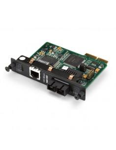 Black Box LMC5023C-R3 verkon mediamuunnin 100 Mbit/s 1300 nm Sisäinen Musta Black Box LMC5023C-R3 - 1