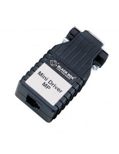 Black Box ME775A-FSP kaapeli liitäntä / adapteri DB9 F Jakorasia Musta Black Box ME775A-FSP - 1