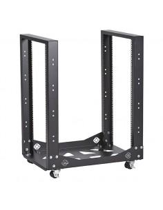 Black Box RM225A Freestanding rack 19U 680.38kg Musta palvelinteline Black Box RM225A - 1