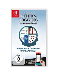 Nintendo Dr. Kawashimas Gehirn-Jogging Switch Perus Saksa, Englanti, Espanja, Ranska, Italia, Japani Nintendo 10002018 - 1