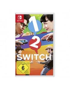 Nintendo 1-2-Switch, Switch videopeli Perus Nintendo 2520240 - 1