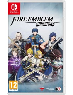 Nintendo Fire Emblem Warriors Switch Perus Monikielinen Nintendo 2520840 - 1
