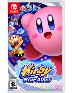 Nintendo Kirby Star Allies Switch Perus Nintendo 2521640 - 1