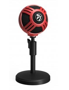 Arozzi Sfera Pöytämikrofoni Musta, Punainen Arozzi SFERA-RED - 1