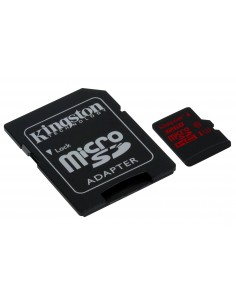Kingston Technology microSDHC/SDXC UHS-I U3 32GB memory card MicroSDXC Class 3 Kingston SDCA3/32GB - 1