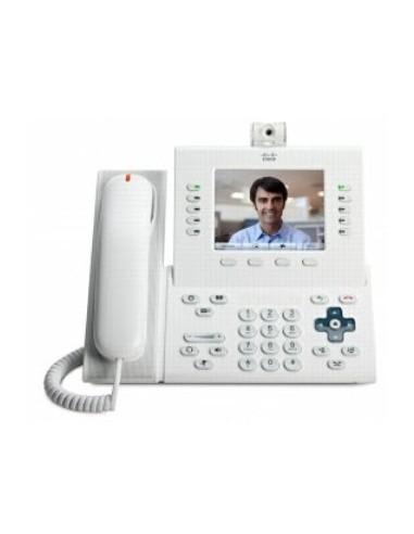 Cisco 9951 IP-puhelin Valkoinen 5 linjat Cisco CP-9951-W-CAM-K9= - 1