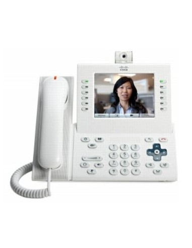 Cisco 9971 IP-puhelin Valkoinen Cisco CP-9971-WL-K9= - 1