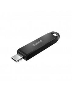 Sandisk Ultra USB-muisti 64 GB USB Type-C 3.2 Gen 1 (3.1 1) Musta Sandisk SDCZ460-064G-G46 - 1