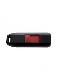 Intenso 64GB USB2.0 USB-muisti USB A-tyyppi 2.0 Musta, Punainen Intenso 3511490 - 1