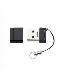 Intenso Slim Line USB-muisti 64 GB USB A-tyyppi 3.2 Gen 1 (3.1 1) Musta Intenso 3532490 - 1